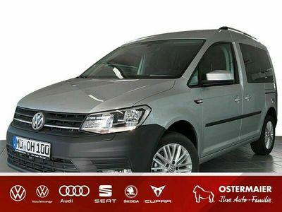gebraucht VW Caddy Trendline 2.0TDI Automatik PDC ACC SHZ als Van/Kleinbus in Mühldorf am Inn