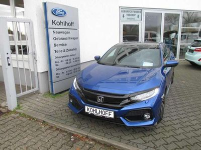 gebraucht Honda Civic 1.5 VTEC TURBO Sport Plus OPF (EURO 6d-TEMP)