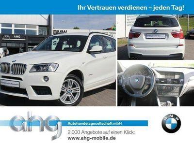 gebraucht BMW X3 xDrive30d M Sportpaket Aut. Klimaaut. Xenon