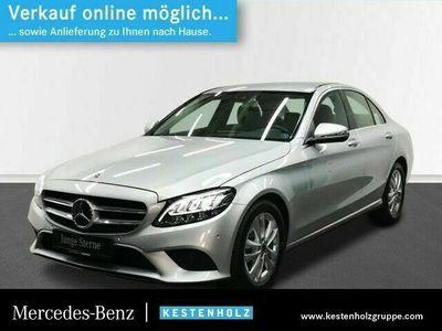 gebraucht Mercedes C180 Avantgarde Bluetooth Navi LED Klima Einparkhilfe