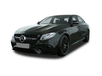 gebraucht Mercedes E63 AMG 4Matic+ Keramik Burmester HighEnd NP 169