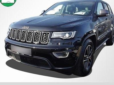 gebraucht Jeep Grand Cherokee 3.0 CRD Trailhawk Navi+Xenon