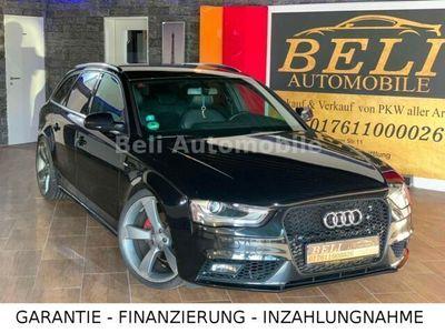gebraucht Audi A4 Avant S line Sportpaket / plus