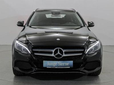 gebraucht Mercedes C200 4MATIC T-Modell