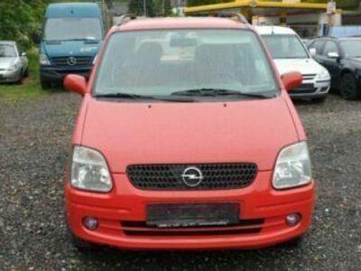 gebraucht Opel Agila Color-Edition Klima. 1.2l