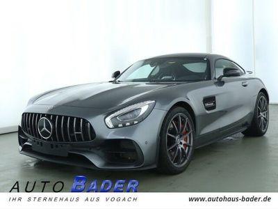 used Mercedes AMG GT S Night Aerodynamik Perf.-Sitze Distronic