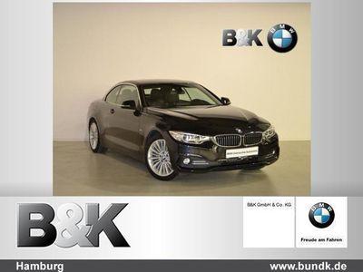 gebraucht BMW 420 dA Cabrio Luxury Line Navi,Xen,Leder,HIFI,PDC