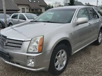 gebraucht Cadillac SRX 3.6 V6 4WD Elegance Autom.