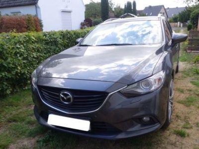 gebraucht Mazda 6 2.2 Kombi SKYACTIV-D Sportsline