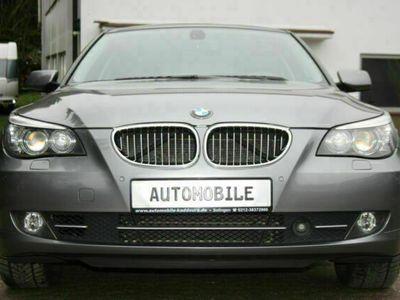 gebraucht BMW 523 Automatik,Navi-Prof,HEAD-UP,AHK,STANDHEIZ