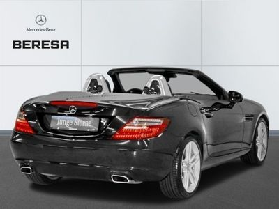 gebraucht Mercedes SLK300 Sportpaket KeylessGo Airscarf Comand