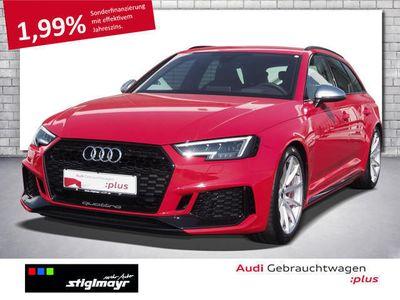 usado Audi RS4 Avant 2.9 TFSI quattro tiptronic B&O+Matrix-LE