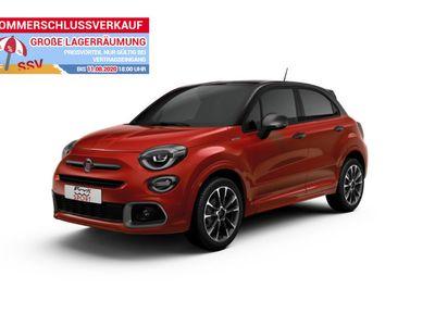 gebraucht Fiat 500X 1.3 150 Aut Sport LED Klima SHZ PDC in Kehl