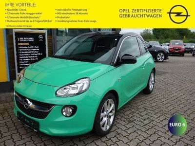 gebraucht Opel Adam Jam Bluetooth Allwetter Werkswagen