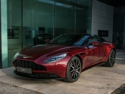 gebraucht Aston Martin DB11 V12 Coupe UPE 243.662¤