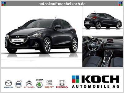 gebraucht Mazda 2 SKYACTIV-G 90 Nakama top (Klima Einparkhilfe)