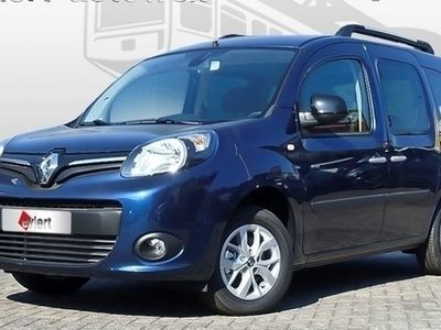 gebraucht Renault Kangoo LIMITED dCi 95 KLIMA BT ZV AUX USB MAL eF