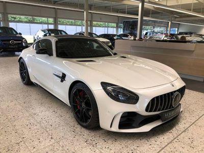 gebraucht Mercedes AMG GT R 2017 DIAMOND WHITE / BROWN – 16 %