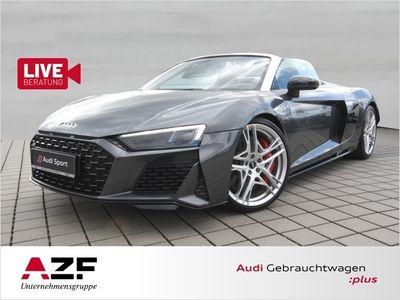 gebraucht Audi R8 Spyder V10 performance qu. Keramik,B+O, uvm.