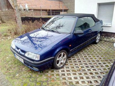 gebraucht Renault 19 RCabriolet 1.8 Azur -Youngtimer!