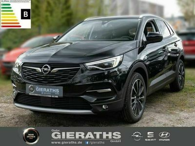 gebraucht Opel Grandland X Ultimate 1.2 S/S Navi Klimaautomatik