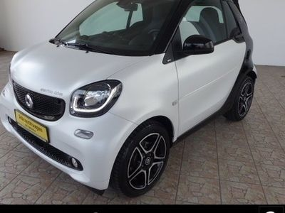 used Smart ForTwo Electric Drive cabrio Navi/Sitzhzg/Kamera prime