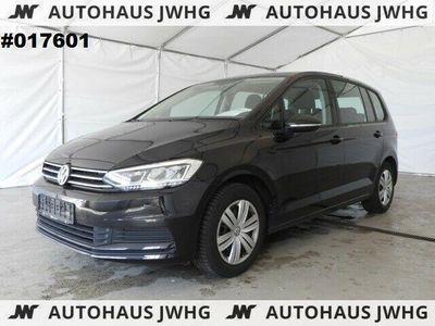 gebraucht VW Touran BMT 7-Sitze NAVI LED PDC+ TEMPO SITZHZ