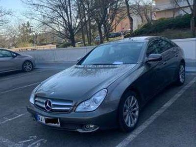 gebraucht Mercedes CLS300 7G-TRONIC
