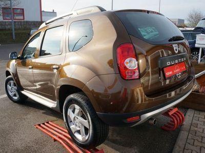 gebraucht Dacia Duster 1.6 16V Prestige KLIMA LEDER ALU