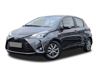 gebraucht Toyota Yaris Hybrid 1.5l Comfort KAMERA KLIMA LM BT
