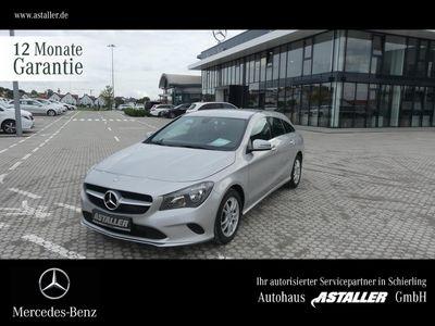 gebraucht Mercedes CLA200 d SB Visibility AHK+Navi+PDC+Chromp+Aluf