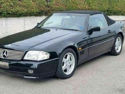 gebraucht Mercedes 300 SLCabrio Leder Beige