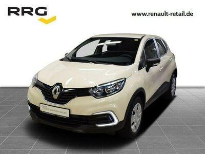 gebraucht Renault Captur 0.9 TCE 90 ECO² LIFE ENERGY SUV