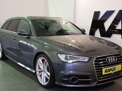 gebraucht Audi A6 3.0 TDI competition quattro EU6+AHK +HUD +ACC +Daytonagrau