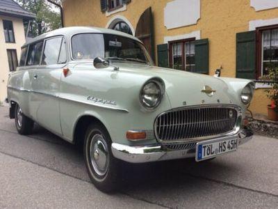 gebraucht Opel Olympia Rekord Caravan
