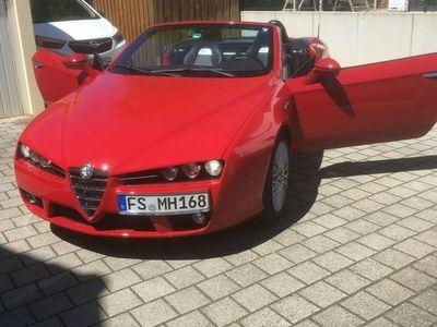 gebraucht Alfa Romeo Spider 2.4 JTDM 20V DPF Topzustand,wenig km als Cabrio/Roadster in Eching