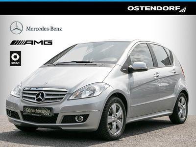 gebraucht Mercedes A160 CDI 5-türig Avantgarde Sitzheizung Klima