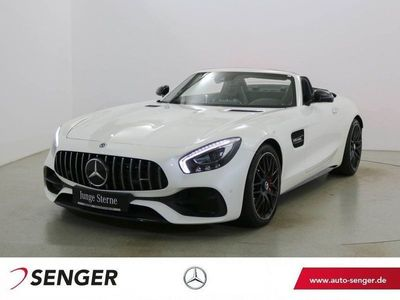 gebraucht Mercedes AMG GT C Roadster Burmester Distronic Perf-Sitze