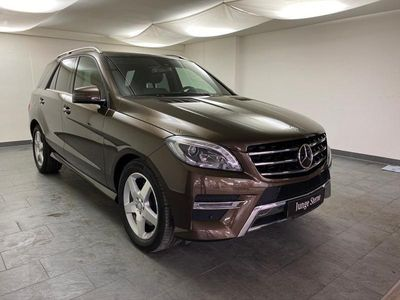 gebraucht Mercedes ML350 BT 4MATIC AMG Airmatic AHK Fahras+ Leder