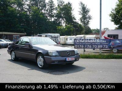 gebraucht Mercedes CL600 / S 600 *Top Zustand* VOLLAUSSTATTUNG