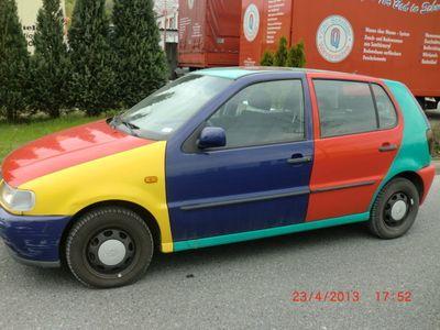 gebraucht VW Polo 1.4 Harlekin 4türig, Euro2