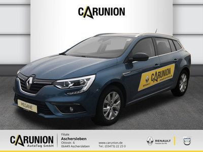 gebraucht Renault Mégane GrandTour LIMITED Deluxe TCe 140 GPF ESP