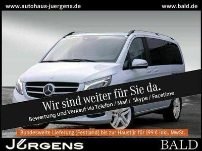 gebraucht Mercedes V250 d Avantgarde Edition 4x4,AHK,Distr.,Standh