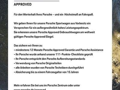 gebraucht Porsche Macan S All-Season-Reifen Scheinwerferreinigung