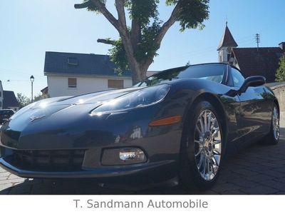 gebraucht Corvette C6 6.2 V8 Cabrio/LS3/Z51 Paket