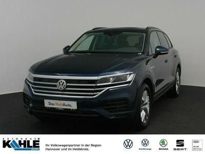 gebraucht VW Touareg 3.0 TDI 4Motion AHK LED Navi Luftfederung Klima