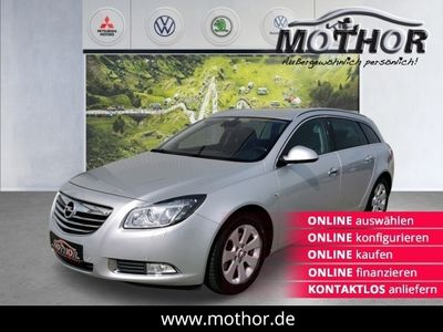 gebraucht Opel Insignia Sports Tourer 2.0 Turbo Cosmo