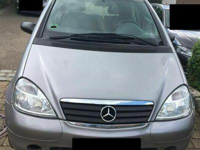 gebraucht Mercedes A140 Classic 60KW 69.600KM 2001 Baujahr