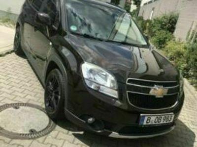 gebraucht Chevrolet Orlando 1.4 LTZ ,7 Sitzer,Famil... als SUV/Geländewagen/Pickup in Tempelhof