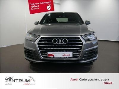 second-hand Audi Q7 3.0 TDI S line quattro Euro 6, Sitzheizung vorn